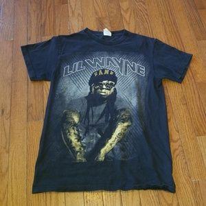 2011 Lil Wayne Tour T Shirt Size Small S